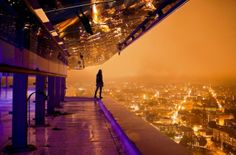 """""""Above"""" – Urban Rooftop and Skyline Photography by Aurelie Curie (17 Pictures) > Design und so, Fashion / Lifestyle, Film-/ Fotokunst, Streetstyle > above, New York, photography, series, skyline, Tokyo, toronto"""