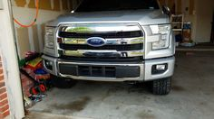 Xlt chrome package vs sport package ford f150 forum community 2015 lariat sport bumper can it be painted ford f150 forum community sciox Gallery