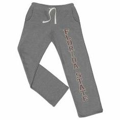 Grey Mens Pant with Florida State
