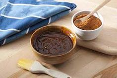 Tombstone Cowboy BBQ Sauce: Wrangle up your taste buds and gather around the grill, partner! This is a spicy sauce with a splash of Camp Cookie's coffee. Not a fan of mopped sauce? Also available in a dry rub! Ingredients: Tomato, chipolte peppers, coffee, garlic, paprika, black pepper, turmeric, salt