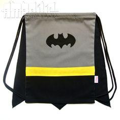Mochila Infantil Batman - Amarílis Atelier