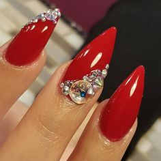 My favorite color RED!