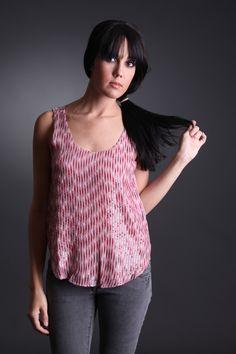 Pink Ombre Sequin Top only $29.99!!!! #ombre #summertops #nightout #sophieandtrey
