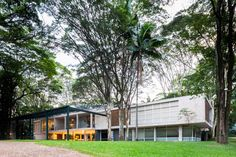 Residência Oscar Americano | Oswaldo Bratke | Renato Leary Fotografia