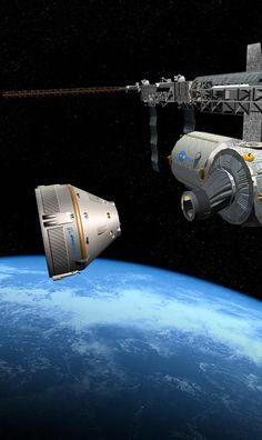 NASA's CCDev program has invested roughly $120 million in the CST-100, which is designed to seat up to seven passengers. The capsule, which measures 14.8 feet (4.5 meters) across at its widest point, utilizes proven technology from NASA's Apollo and space shuttle programs, Boeing officials have said.