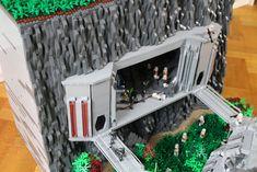 Star Wars Clone Wars, Lego Star Wars, Lego Moc, Lego Lego, Lego Creative, Ninja Turtles Art, Mutant Ninja, Teenage Mutant, Good Music