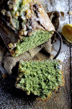 babka-szpinakowa-ciaso-szpinakowe-lesny-mech-ciasto-cytrynowe-ciasto-ze-szpinakiem-ostra-na-slodko-3xxx Good Food, Yummy Food, Polish Recipes, Polish Food, Cooking Recipes, Healthy Recipes, Sweet Bread, Pavlova, Baked Goods
