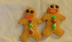 Run, run as fast as you can. and grab the ingredients to make this festive gingerbread man. Easy Holiday Cookies, Holiday Cookie Recipes, Best Cookie Recipes, Holiday Baking, Christmas Cookies, Christmas Recipes, Gingerbread Man Cookie Recipe, Gingerbread Men, Ginger Bread Cookies Recipe