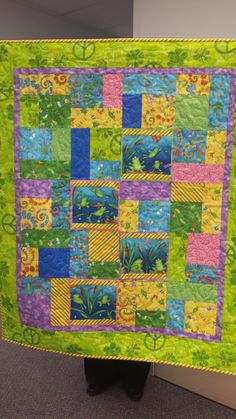 Turning twenty pattern  Happy Frog Quilt