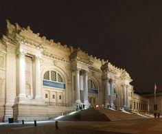 NY. Museo de Arte Metropolitano de Nueva York