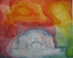 First and Second Goetheanum - Mirko Lucchini