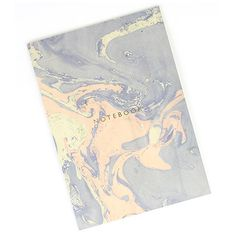 Marbled Notebook 2 // The Knew New