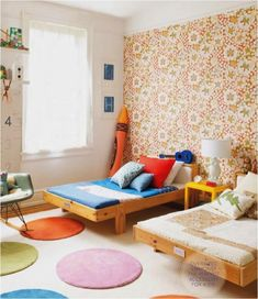ebabee likes:Room for two: Boy and girl shared bedrooms