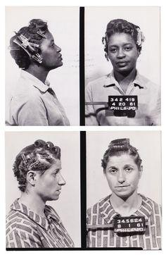 Vintage Bad Girl Mugshots Vintage And Girls - 15 vintage bad girl mugshots from between the 1940s and 1960s