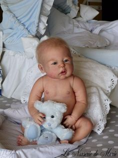 Dakota by Sheila Michael - Girl or Boy Pre-Order - Online Store - City of Reborn Angels Supplier of Reborn Doll Kits and Supplies