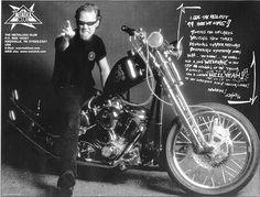 Show-Bike - Metallica... Chopper attitude! - Galeries de photos de Harley Davidson