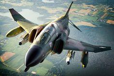 F-4 Phantom by Tyson Rininger on 500px