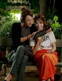 JKS & Yoona in Love Rain
