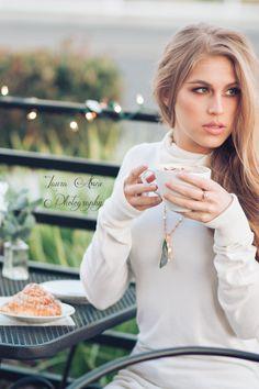 Coffee Date Photoshoot // West Sacramento, CA » laura anne photography // california natural light photographer