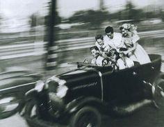 Teenagers in southern California, 1949