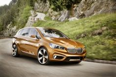 Photographs of the 2013 BMW Active Tourer Outdoor Concept. An image gallery of the 2013 BMW Active Tourer Outdoor Concept. Bmw Concept, Bmw 2, Outdoor Pictures, Car Pictures, Bmw 1 Series, Love Car, Bmw Cars, New And Used Cars, Car Wallpapers