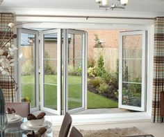 UPVC windows and doors improve look to your house.