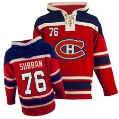 P.K Subban Jersey-Buy 100% official Old Time Hockey P.K Subban Men s  Premier Sawyer cf3c697d3