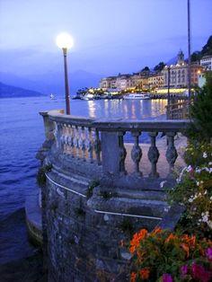 Lake Como, Italy from Bellagio