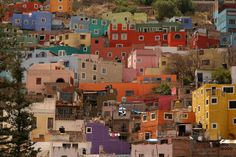 Guanajuato | Guanajuato, a photo from Guanajuato, Central Highlands | TrekEarth