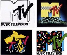 This is The History of MTV and their Logo Design. Since MTV has been bringing the latest and greatest in music and music videos to viewers across the world. The channel is an icon in pop culture and has been a powerful influence within the music world. Mtv Music Television, Nostalgia, Logo Design, Graphic Design, 80s Design, Design Styles, Kinds Of Music, Childhood Memories, Evolution