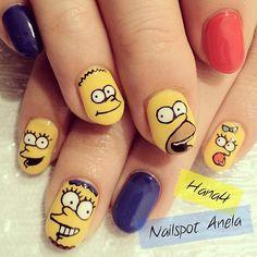 @djkyoko 's Nail on FEB. #nail #nails #nailart #nailarts...