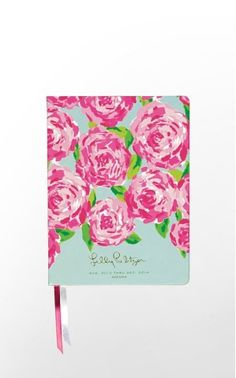 Lilly Pulitzer 2014 Luxe Agenda