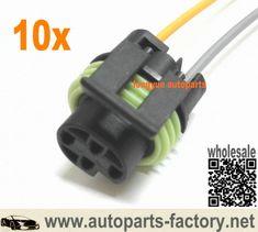 Crankshaft Position Sensor Pigtail Connector GM 3.8L Camaro Firebird