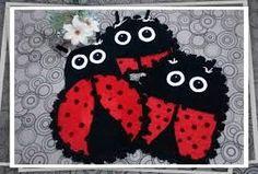 Resultado de imagen para tapete de croche banheiro joaninha