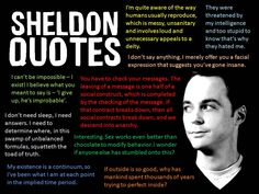 Sheldon rocks
