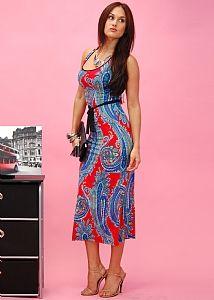 Tank Maxi Dress (Royal) $24.99