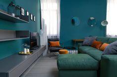 The Suite Home Verona II - Lägenheter att hyra i Verona, Veneto, Italien Verona, Sofa, Couch, Piano, Furniture, Home Decor, Settee, Settee, Decoration Home