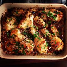 The BEST! roast chicken