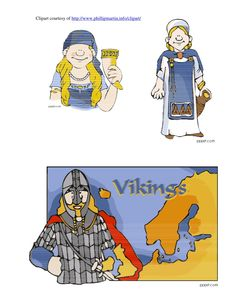Viking Unit & Lapbook (Homeschool Share)