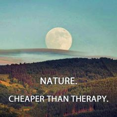 Subscribe to nature. Even though you aren't funneling your valuable precious cash into the land, you can still reap the benefits of everything it has to offer. Because the only thing that really should matter is your connection to the world... What better way to find it.