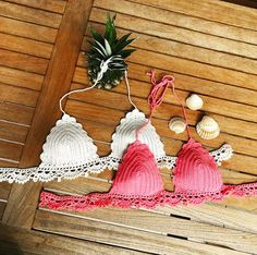 "The ""Lisbon"" Bikini Top!   #crochetbikini #crochet #bikini #beachwear #häkelbikini"