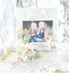 Scrap and Craft card for Grandparents using products from www.scrapandcraft.co.uk #cards #crafts #Grandchildren #Grandparents. #special
