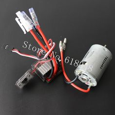 check discount 320a brush esc with 540 motor hsp 03011 rs540 26 turn brushed electric engine motor for 110 rc #hsp #rc