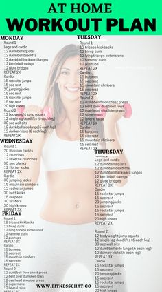 Discover the best at home workouts for women