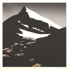 Per Kleiva trykket mitt Hiroshi Yoshida, Scandinavian Art, My Eyes, Norway, Pop Art, Sketch, Paintings, Artists, Contemporary