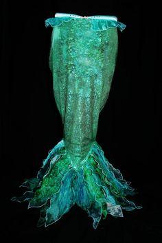 little mermaid walking fin - Google Search