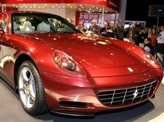 Ferrari 612 Scaglietti - Incluída na minha bucket list