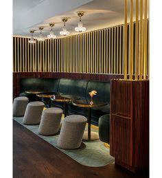 Le Drugstore: парижский триумф Tома Диксона • Интерьеры • Дизайн • Интерьер+Дизайн
