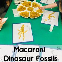 Dinosaur Activities for Preschool that Can't Be Beat! - Teach Pre-K Dinosaur Theme Preschool, Preschool Science, Preschool Lessons, Preschool Crafts, Preschool Learning, Science Art, Dinosaur Activities For Preschool, Sensory Activities For Preschoolers, Teaching Art