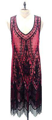 <3 Flapper dress